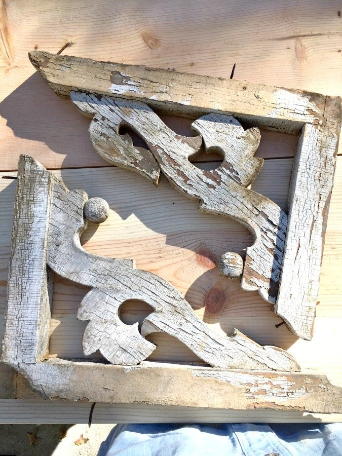 How I got my very own ISLAND and you can too-gullycreekcottage-corbels
