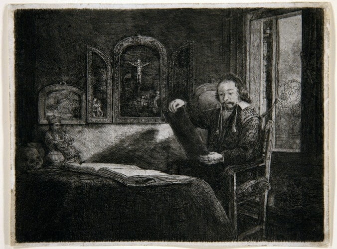 #rembrandt - Rembrandt in black & white: Exhibition of 85 original etchings on view at BOZAR in Brussels - @artdaily.org Artes & contextos Rembrandt artdaily