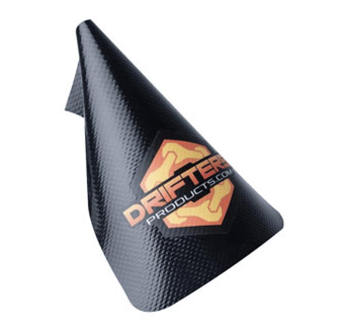 Flexible oil funnel for dirt bikes