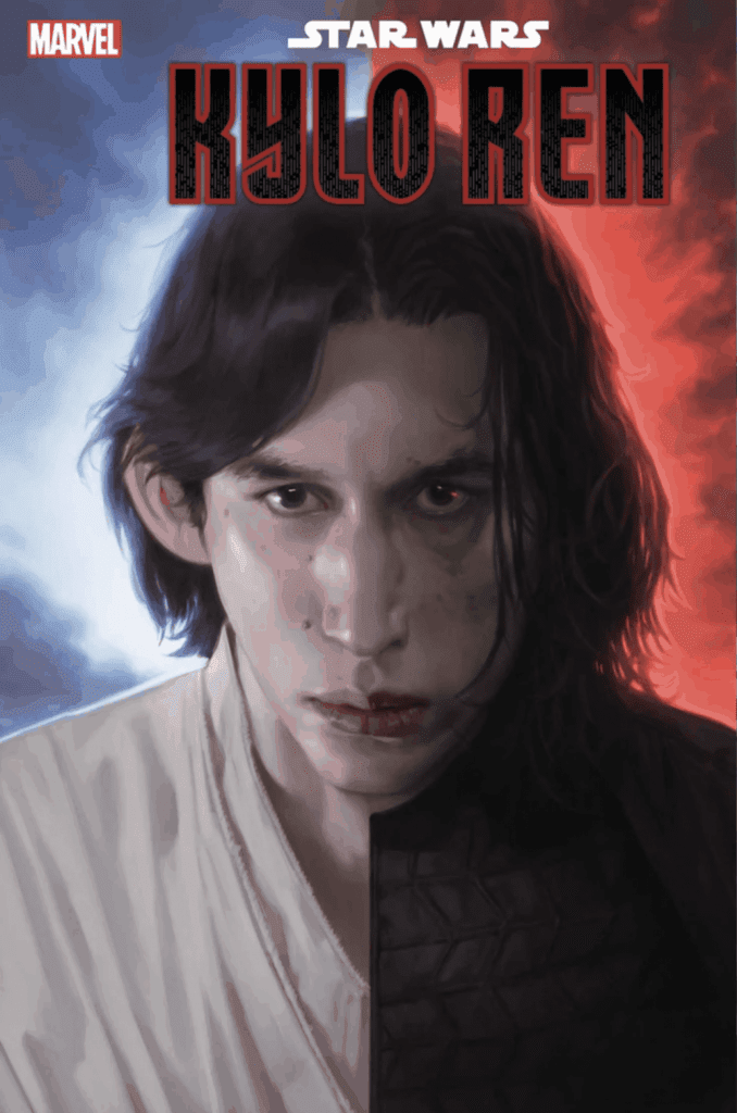 Kylo Ren and Knights of Ren Variant Cover The Rise of Skywalker Last Jedi
