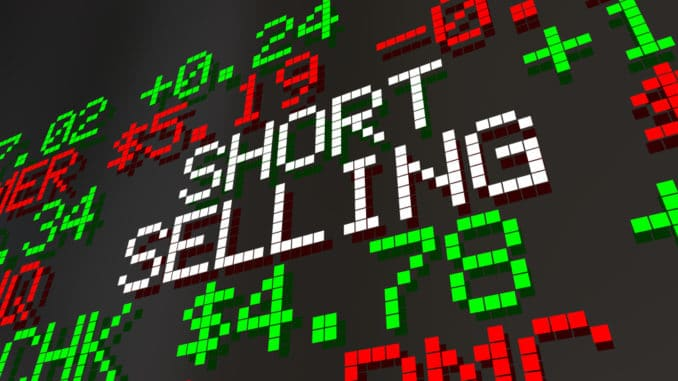 Pros and cons of short selling