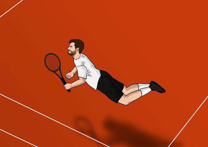 Григор Димитров тенис
