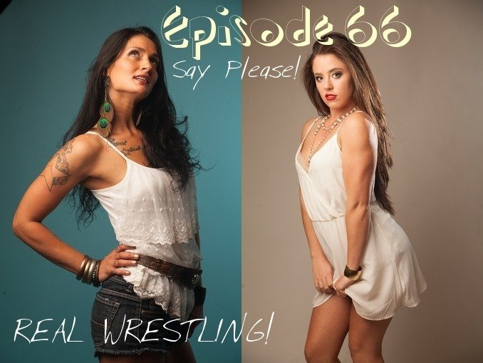 Episode 66 - Say Please - Jayde Jamison vs Scarlett Squeeze - 2015