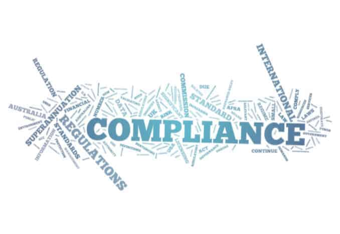 compliance word cloud: Ad Victoriam Solutions Cloud Strategy blog