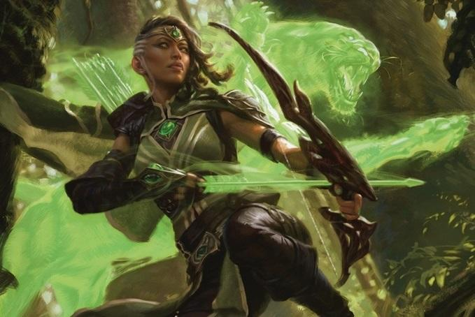 Mono Green Monsters Decklist