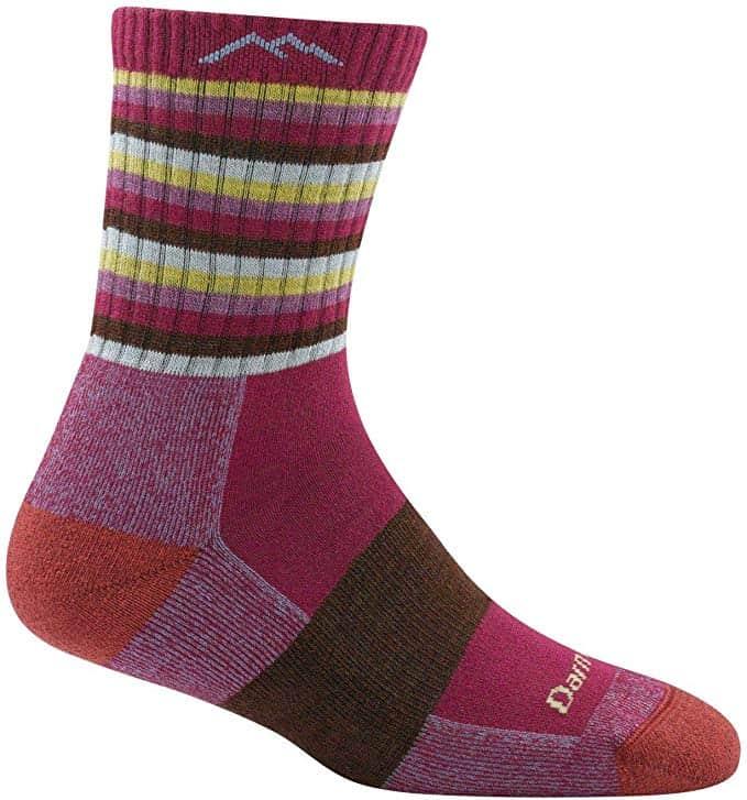 Hiker micro crew socks - photo 1