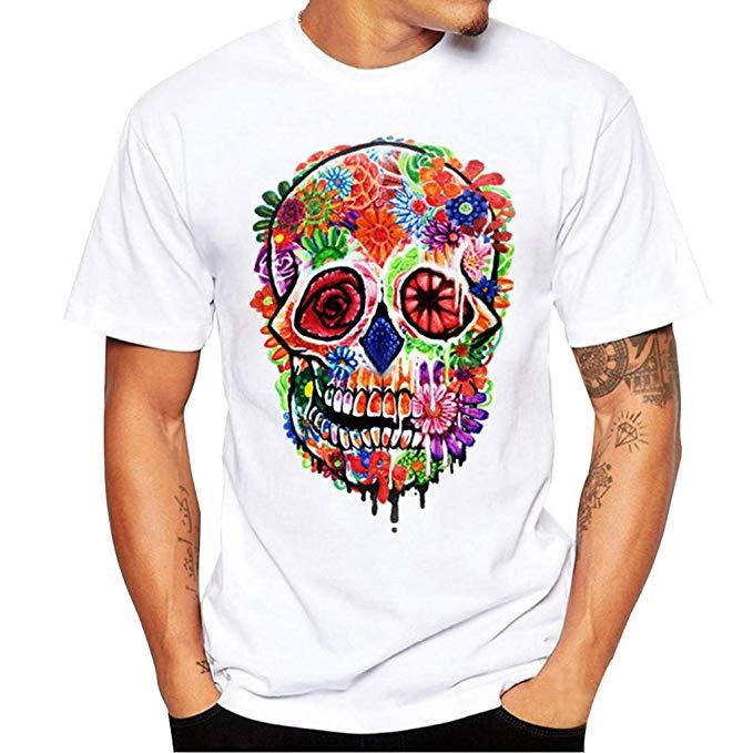 camiseta-calavera-mexican-primark