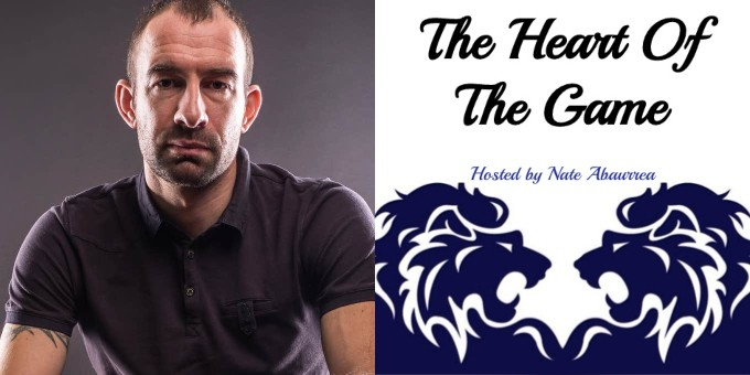 Danny Higginbotham interview