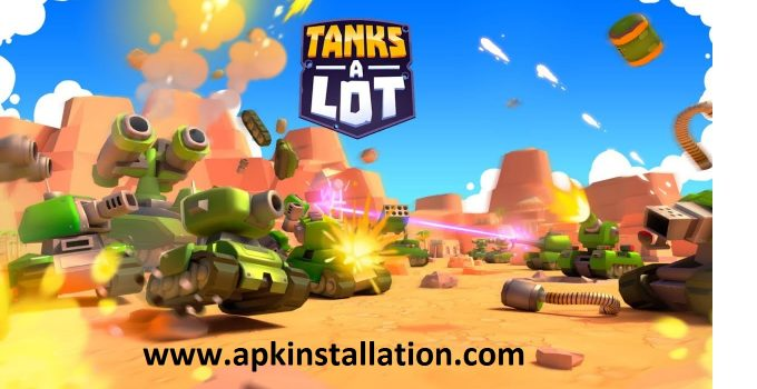 Tanks A Lot! Game Free Download