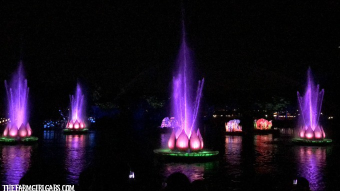 Rivers of Light Shines Bright At Animal Kingdom