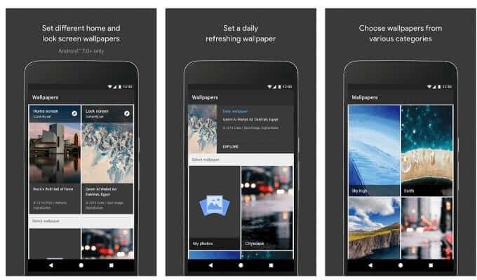 Wallpaper by Google-Best Wallpaper Background Apps