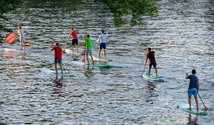 There are a lot of factors when deciding the right style of SUP for you.