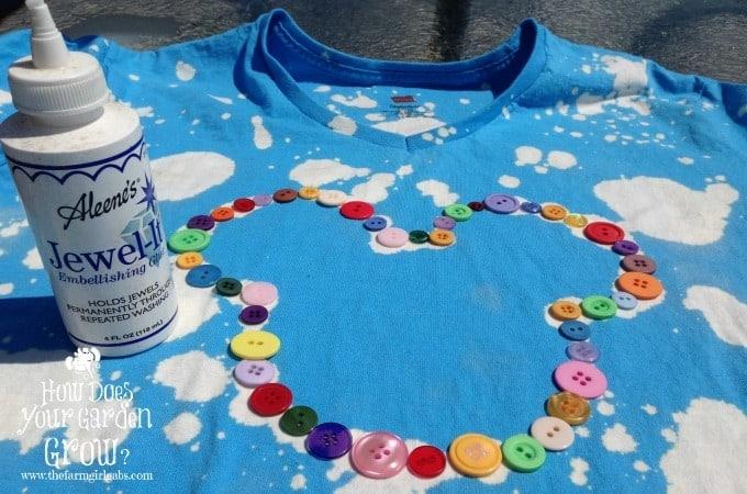 Disney Shirt Buttons