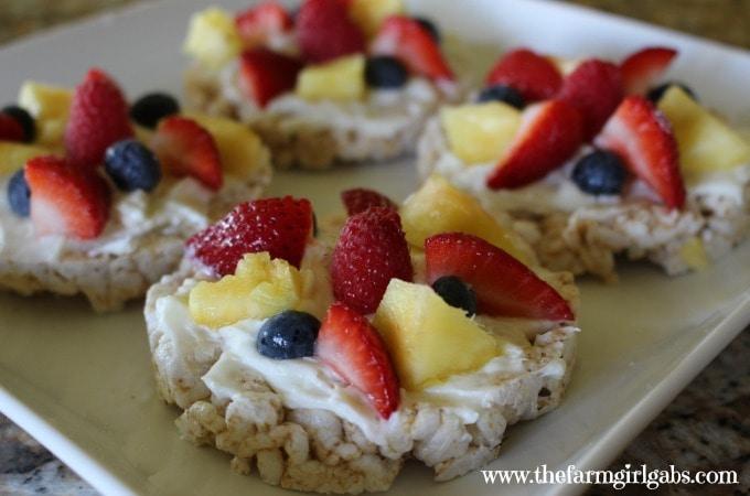 Five Healthy & FUN After School Snacks for Kids