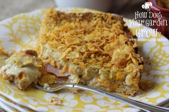 Monte Cristo Sandwich Bake - Feature 3
