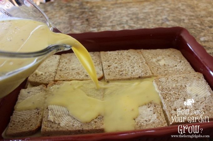 Monte Cristo Sandwich Bake - Step 3