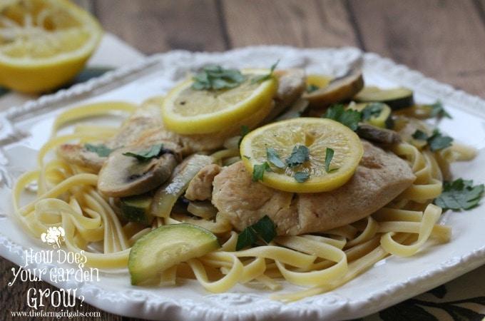 Lemon Chicken - Feature 1