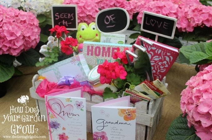 Seeds of Love Garden Basket