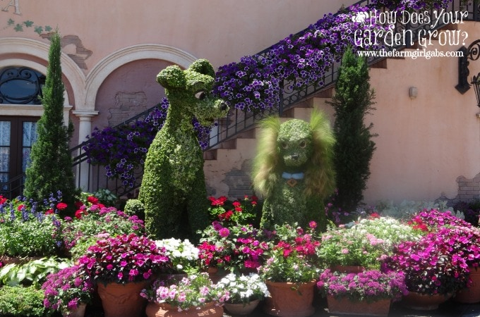 Lady & Tramp - Epcot