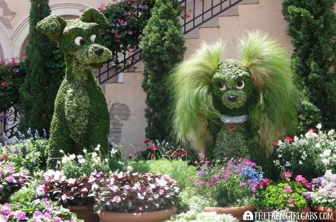 2016 Epcot® International Flower & Garden Festival - 9