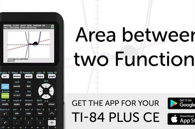 How to Use the Area Between Two Curves Calculator