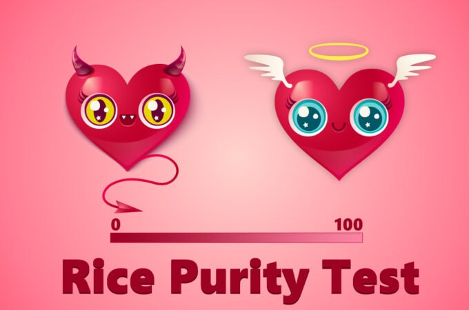 What Is Rice Purity Test; How does it work?