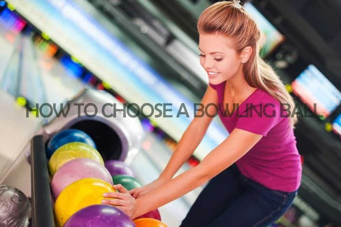 How to choose a bowling ball image