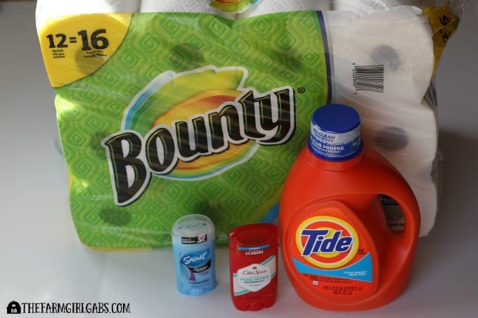 P & G New Year Products