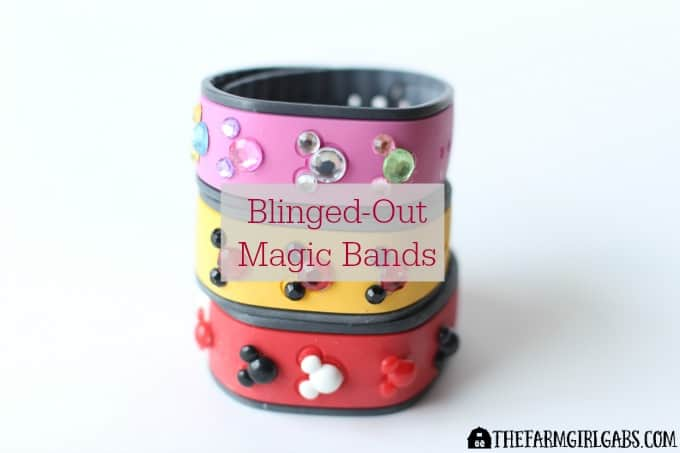 Blinged-Out Magic Bands