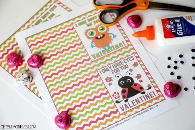 I Only Have Eyes For You Valentine Cards.