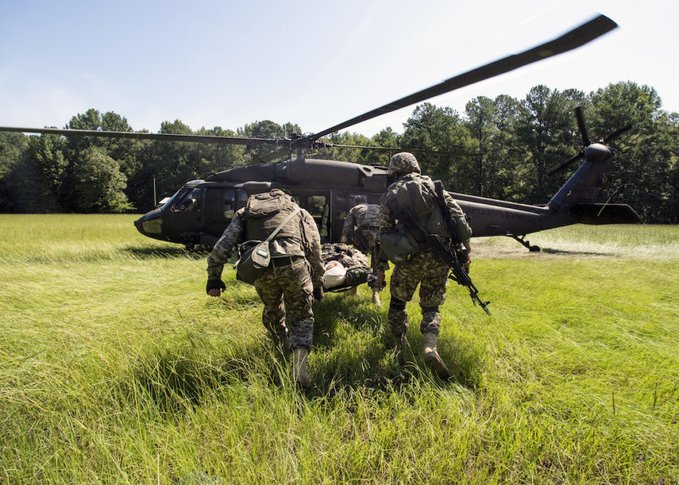 National Guard Pay and Reserve Pay