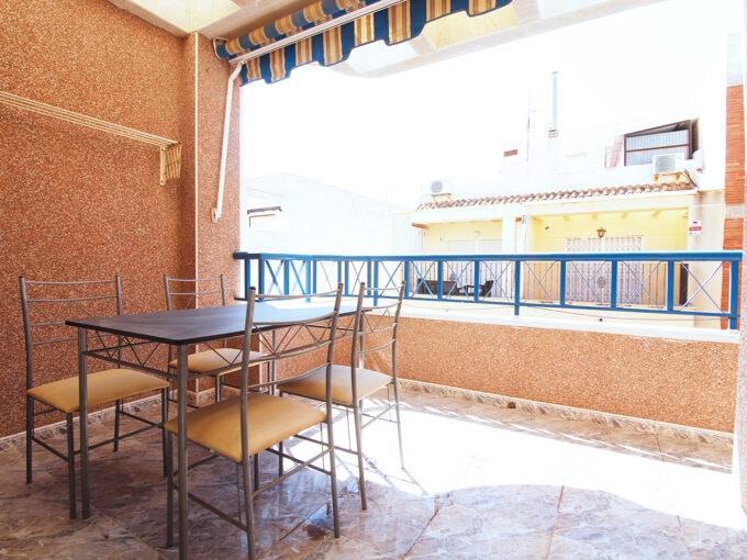 Atico en Torrevieja en segunda linea de Playa del Cura