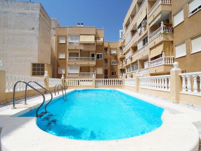Apartamento a 3 minutos de Playa del Cura con piscina, garaje y trastero