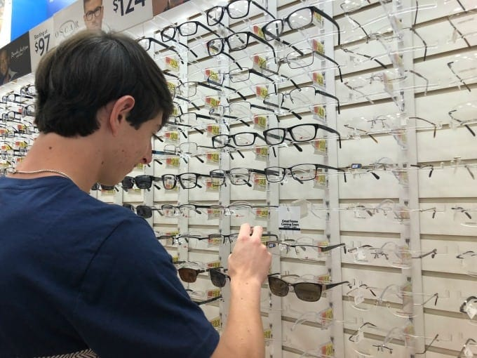 Setting Sights On A Cool School Year At Walmart Vision Center