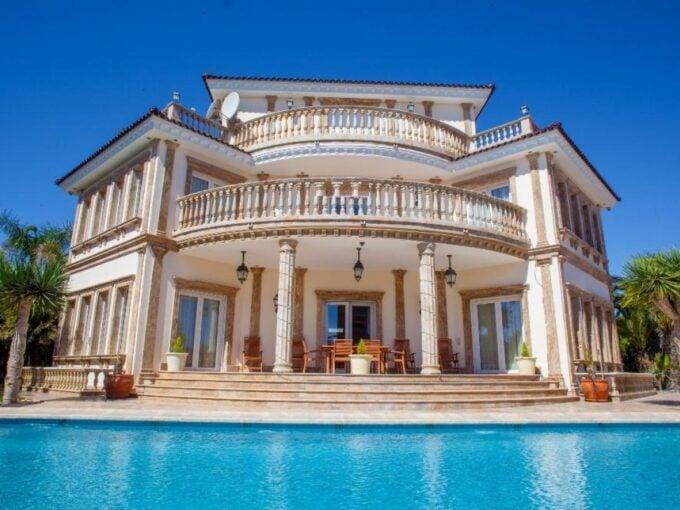 Villa de super lujo en Cabo Roig
