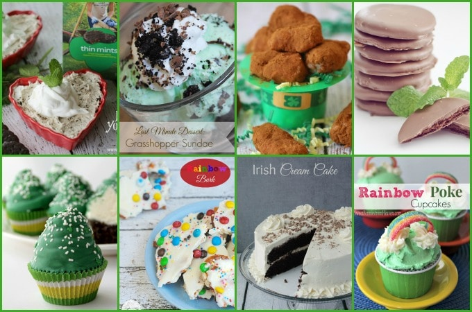 20 St. Patty Day Desserts - Feature 2