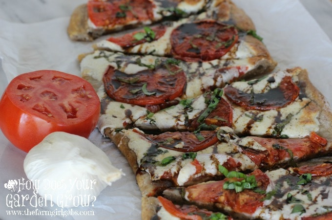 Caprese Flatbread - Feature 1