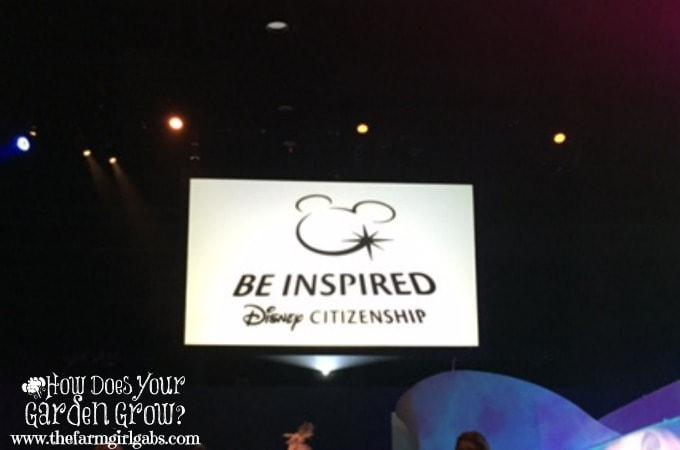 Disney Citizenship