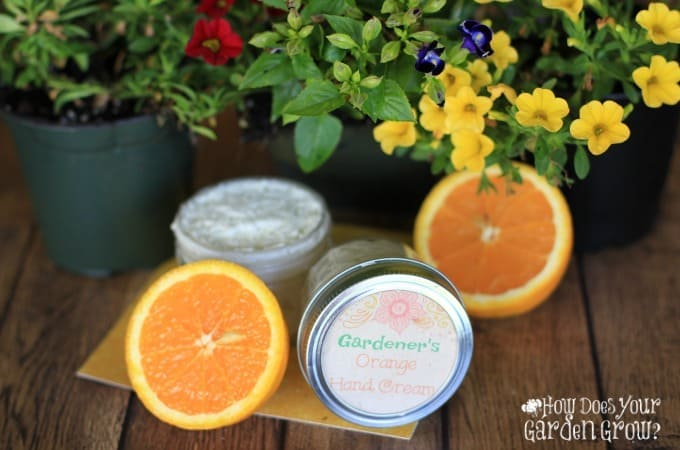 Gardener's Hand Cream Feature 3