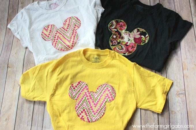 DIY Disney Shirts - Feature 2