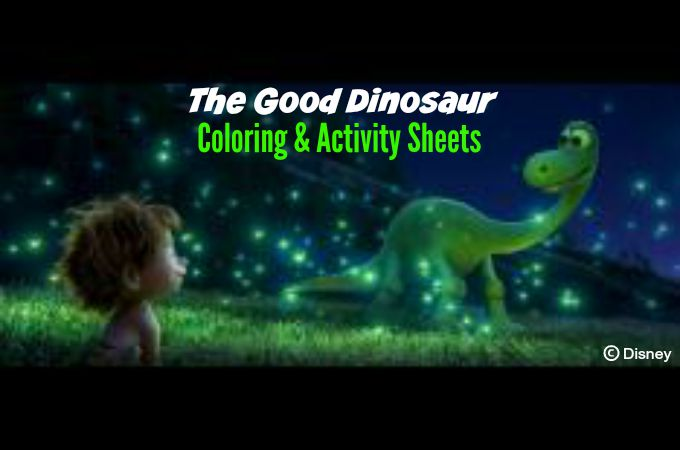 The Good Dinosaur - Feature
