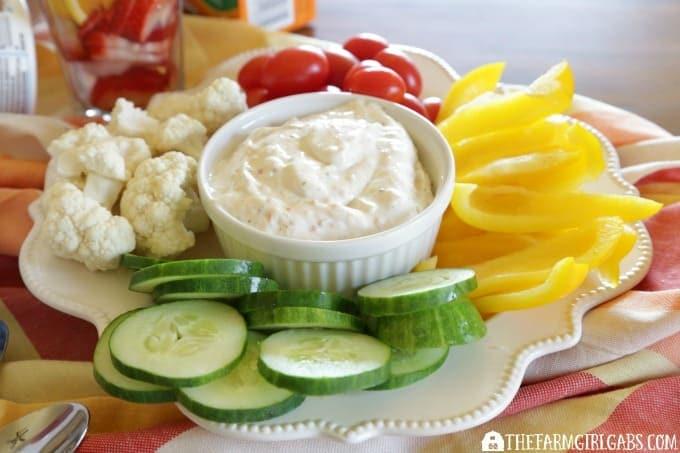 5 Healthy Party Snack Ideas.