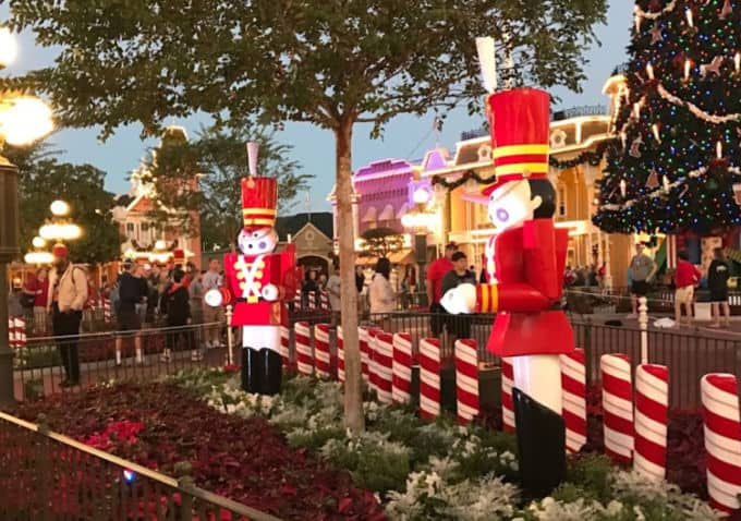 A Disney Christmas is the BEST Christmas! Here are some magical Tips For Mickey's Very Merry Christmas Party.