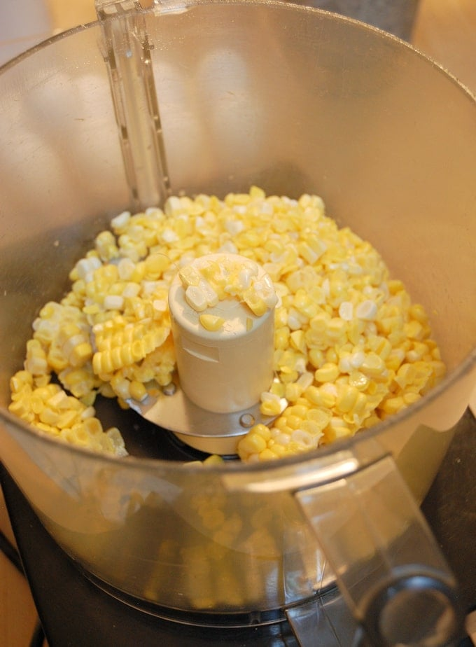 corn for ice cream flavoring
