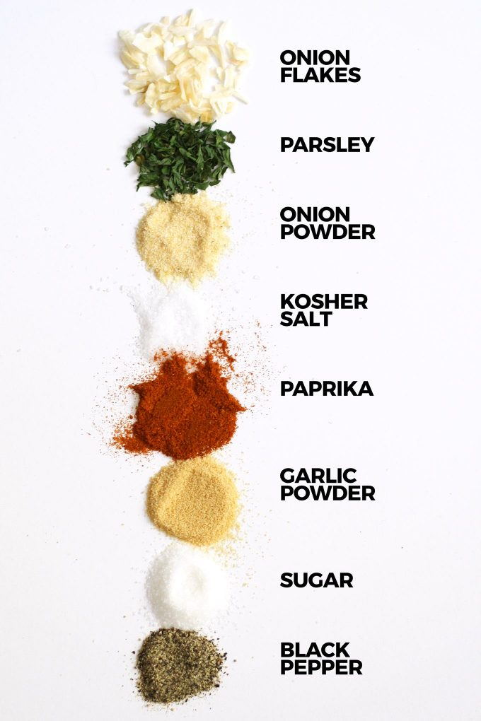 homemade onion soup mix ingredients