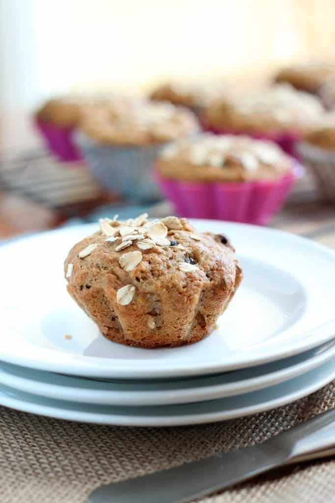 applesauce muffin