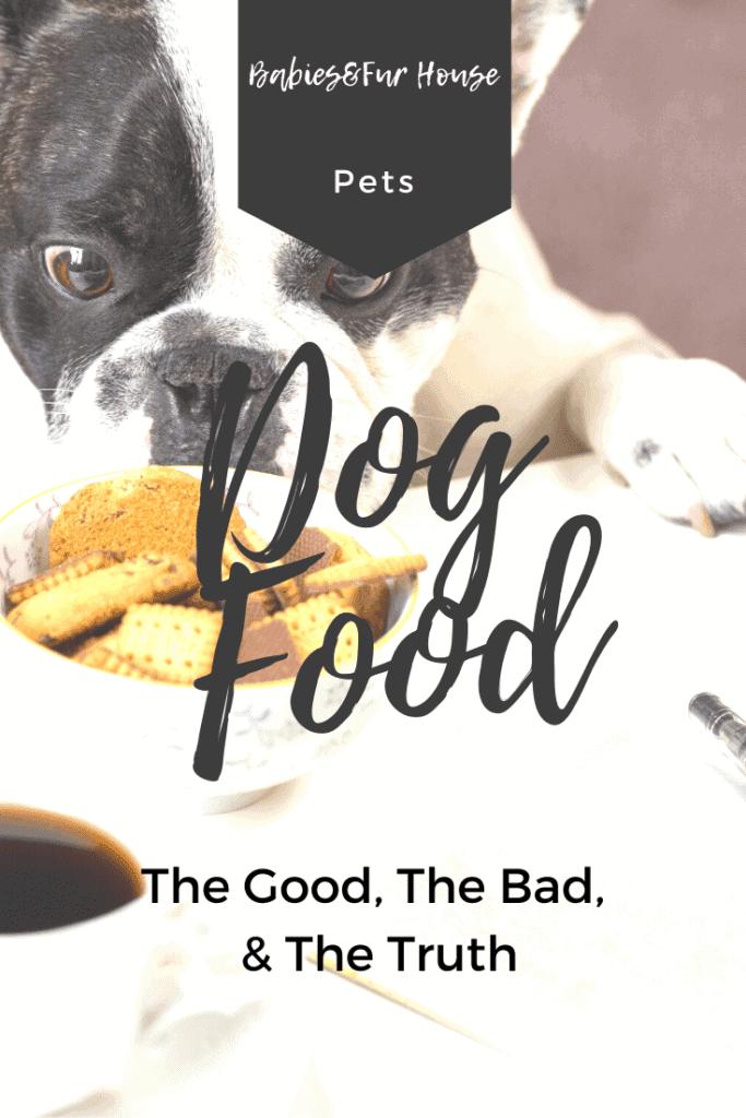 Dog Food Ingredients #dogfood