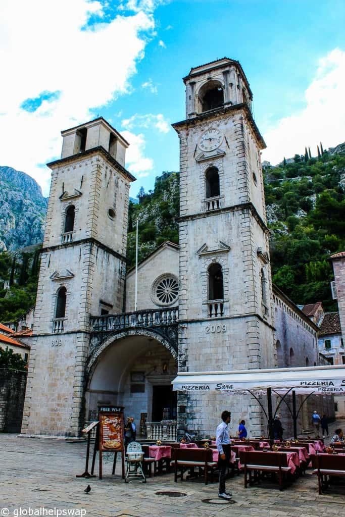 Visiting Kotor Montenegro