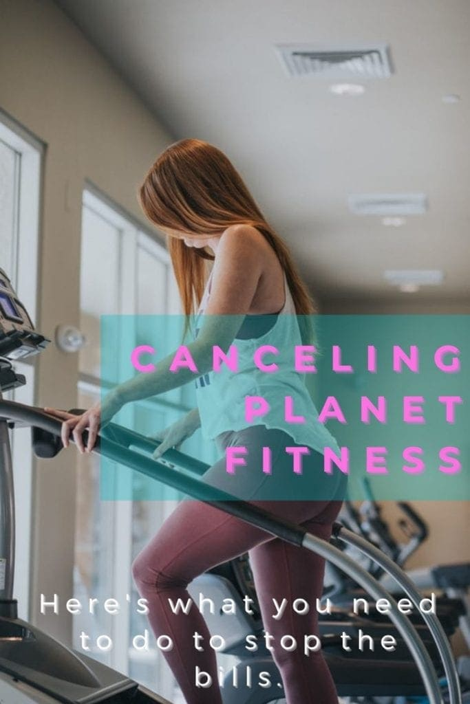 How to Cancel Planet Fitness