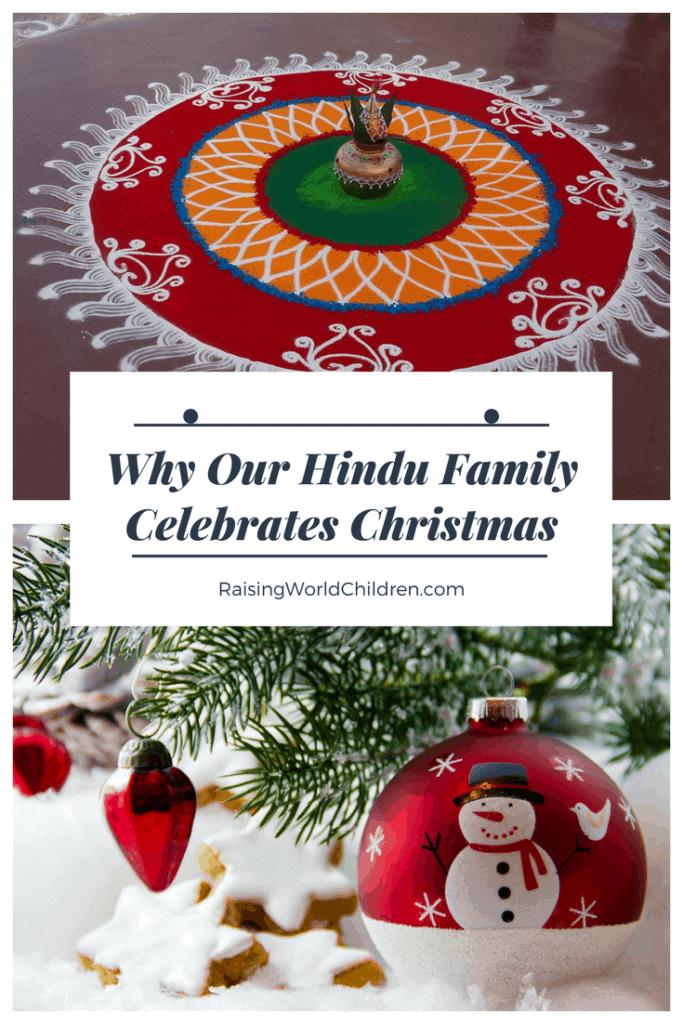 Why Our Hindu Family Celebrates Christmas | Do Hindus Celebrate Christmas ? | Parenting | Family | Life | Today | Hinduism | Christmas